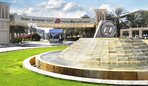 Dubai Internet City | Target Your IT Business in Dubai